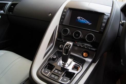 Jaguar F Type V6 S Review Center Console carwitter 491x326 - Jaguar F-Type V6 S Review – Modern masterpiece - Jaguar F-Type V6 S Review – Modern masterpiece