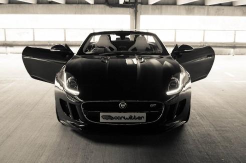 Jaguar F Type V6 S Review Front On carwitter 491x326 - Jaguar F-Type V6 S Review – Modern masterpiece - Jaguar F-Type V6 S Review – Modern masterpiece