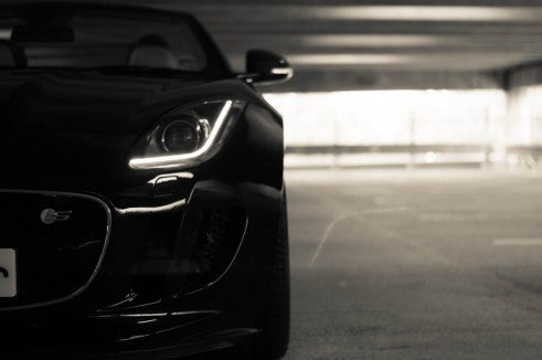 Jaguar F Type V6 S Review Headlight carwitter 491x326 - Jaguar F-Type V6 S Review – Modern masterpiece - Jaguar F-Type V6 S Review – Modern masterpiece
