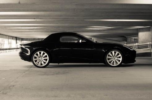 Jaguar F Type V6 S Review Side Roof Up carwitter 491x326 - Jaguar F-Type V6 S Review – Modern masterpiece - Jaguar F-Type V6 S Review – Modern masterpiece