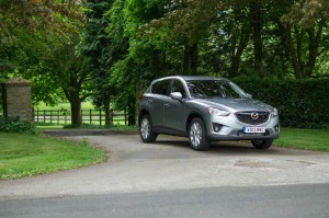 Mazda CX 5 Revier Front Angle carwitter 300x199 - Mazda CX-5 Review – The Newcomer - Mazda CX-5 Review – The Newcomer