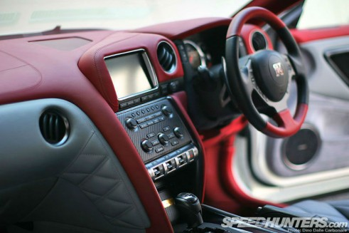 Nissan GTR Egoist Interior Speedhunters.com carwitter 491x327 - Why the R35 Nissan GT-R is my all time favourite car - Why the R35 Nissan GT-R is my all time favourite car