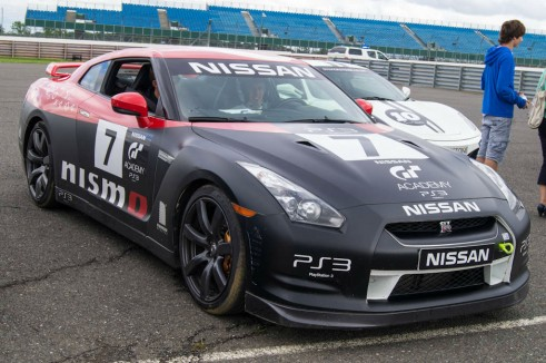 Nissan GTR Experience Silverstone 2013 carwitter 491x326 - Why the R35 Nissan GT-R is my all time favourite car - Why the R35 Nissan GT-R is my all time favourite car