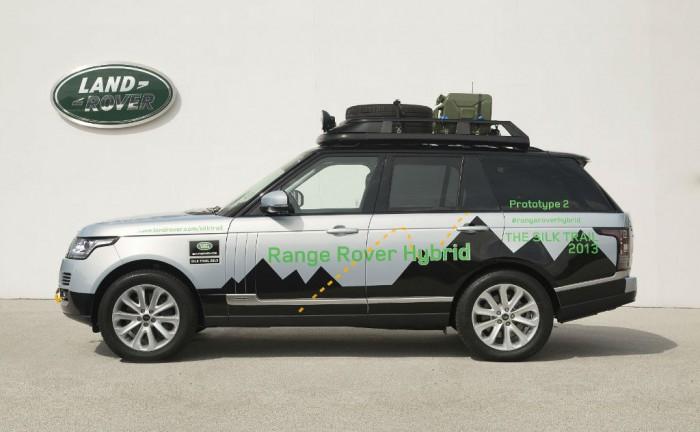 Range Rover Hybrid Side carwitter 700x432 - Range Rover Hybrid - Range Rover Hybrid