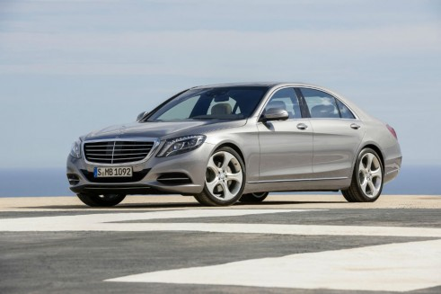 Top 5 Most Common Cars 2012 Luxury Saloon Mercedes Benz S Class carwitter 491x327 - Most common cars in the UK - 2012 - Most common cars in the UK - 2012