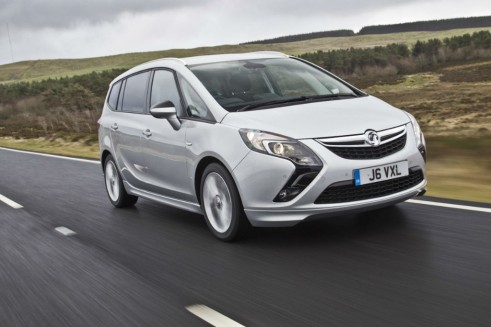 Top 5 Most Common Cars 2012 MPV Vauxhall Zafira carwitter 491x327 - Most common cars in the UK - 2012 - Most common cars in the UK - 2012