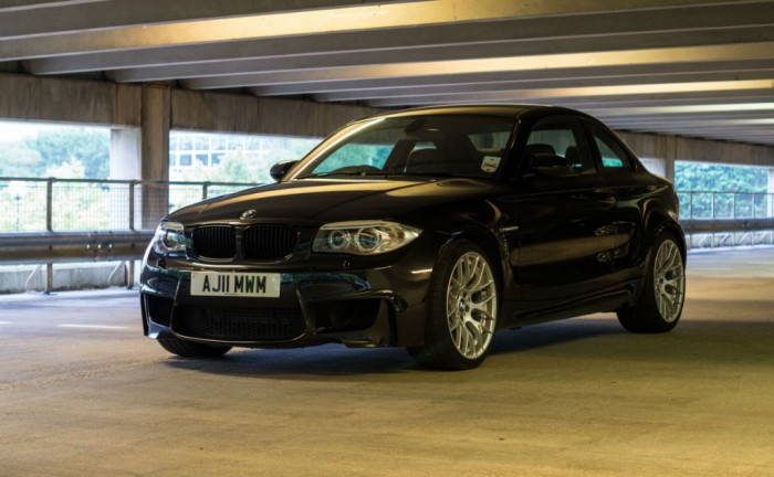 BMW 1M Front Angle Low carwitter 700x432 - Owning a BMW 1M - Owning a BMW 1M