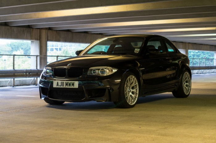BMW 1M Front Angle Low carwitter 700x465 - Owning a BMW 1M - Owning a BMW 1M
