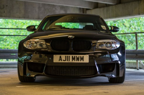 BMW 1M Front Large - carwitter