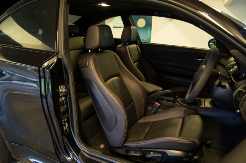 BMW 1M Front Seats - carwitter