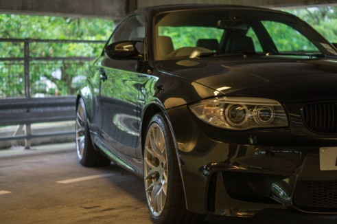 BMW 1M Headlight carwitter 491x326 - Owning a BMW 1M - Owning a BMW 1M