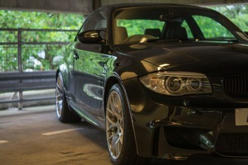 BMW 1M Headlight - carwitter