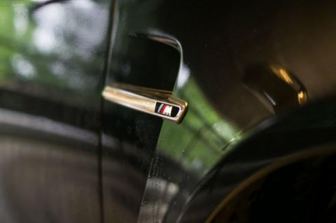 BMW 1M M Badge - carwitter