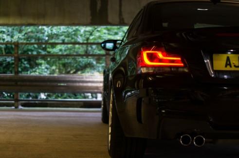 BMW 1M Rear Light - carwitter