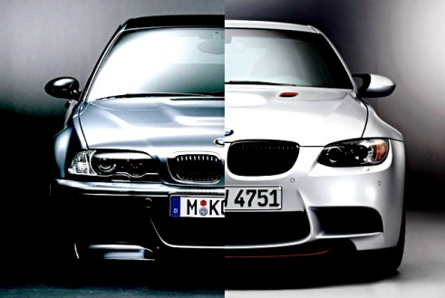 BMW M3 CSL CRT E46 E92 Carwitter 491x329 - Our thoughts - 2014 BMW M4 / M3 - Our thoughts - 2014 BMW M4 / M3