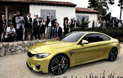 BMW M4 2014 profile Carwitter 491x312 - Our thoughts - 2014 BMW M4 / M3 - Our thoughts - 2014 BMW M4 / M3