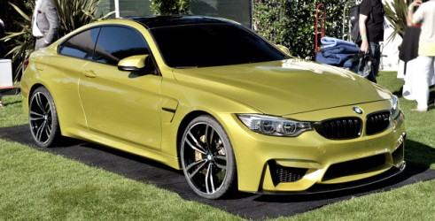 BMW M4 Coupe Front Carwitter 491x250 - Our thoughts - 2014 BMW M4 / M3 - Our thoughts - 2014 BMW M4 / M3