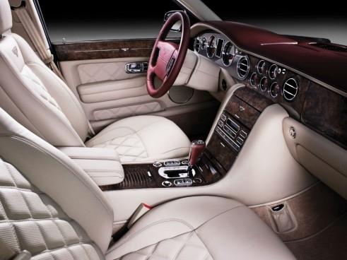 Bentley Arnage Final Edition Dashboard - carwitter