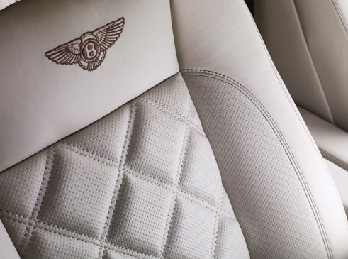 Bentley Arnage Final Edition Front Seats - carwitter