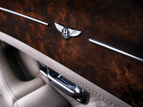 Bentley Arnage Final Edition Walnut Trim - carwitter