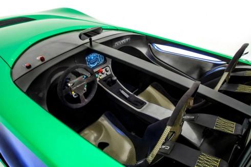Caterham Aero Seven Cockpit - carwitter