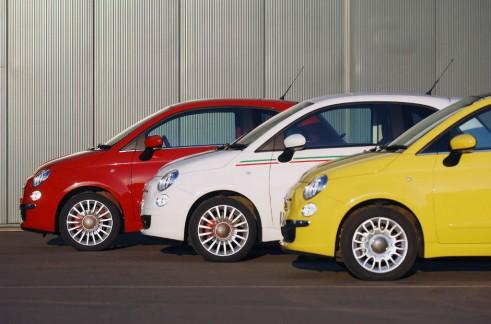Fiat 500 Trio Nose - carwitter
