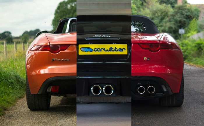 Jaguar F Type Exhuast Comparison V6 V6S V8S 700x432 - Jaguar F-Type V6 V6S and V8s exhaust sound comparison - Jaguar F-Type V6 V6S and V8s exhaust sound comparison