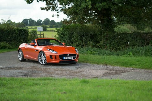Jaguar F Type V6 Review Front Angle carwitter 491x326 - Jaguar F-Type V6 Review - The bargain? - Jaguar F-Type V6 Review - The bargain?