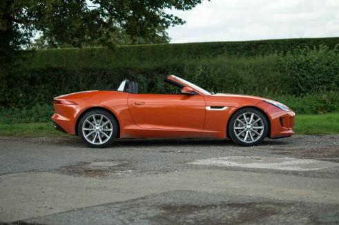 Jaguar F Type V6 Review Side carwitter 491x326 - Jaguar F-Type V6 Review - The bargain? - Jaguar F-Type V6 Review - The bargain?