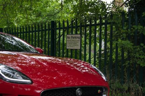 Jaguar F Type V8S Review No Parking carwitter 491x326 - Jaguar F-Type V8 S Review – The monster - Jaguar F-Type V8 S Review – The monster