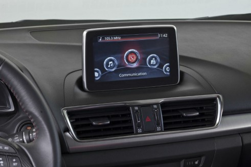 Mazda MZD Connect - carwitter
