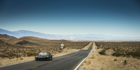 McLaren_P1_Extreme Heat Test Long Road - carwitter