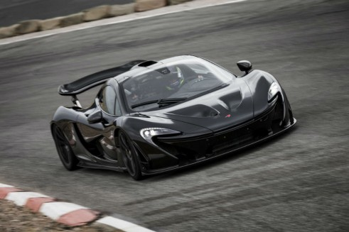 McLaren P1 Extreme Heat Test On Track Front carwitter 491x327 - McLaren P1 Hot Weather Testing Pictures - McLaren P1 Hot Weather Testing Pictures
