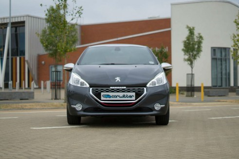 Peugeot 208 GTI Review Front - carwitter