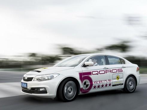Qoros 3 Sedan Euro NCAP Rating - carwitter