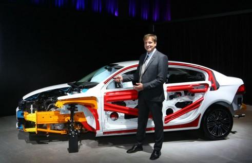 Qoros 3 Sedan Safety Cell - carwitter