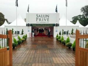 Salon Prive 2013 Entrance carwitter 300x225 - Salon Privé 2013 – An intimate affair - Salon Privé 2013 – An intimate affair