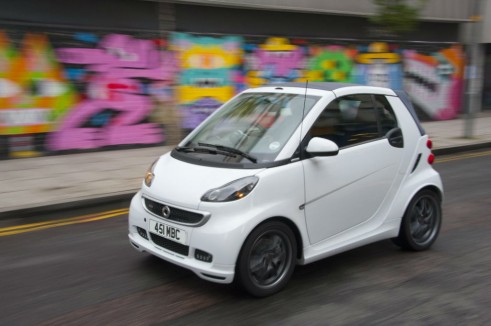 Smart fortwo CDI Front carwitter 491x326 - Top 5: The Most Polarising Cars Ever Produced - Top 5: The Most Polarising Cars Ever Produced