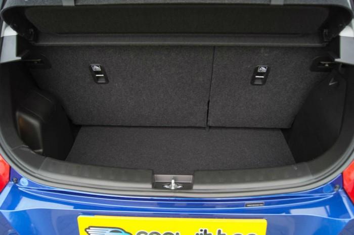 Suzuki Swift Sport 5 Door Review Boot carwitter 700x465 - Suzuki Swift Sport 5 Door Review - Practical fun - Suzuki Swift Sport 5 Door Review - Practical fun