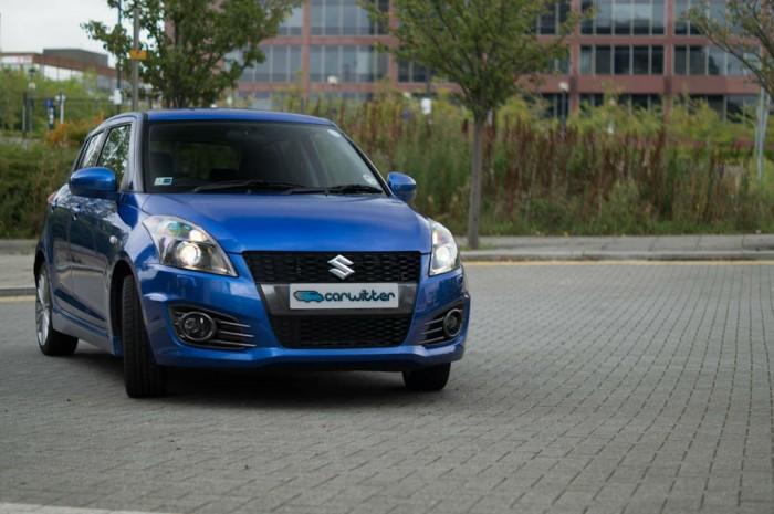 Suzuki Swift Sport 5 Door Review Front Main carwitter  700x465 - Suzuki Swift Sport 5 Door Review - Practical fun - Suzuki Swift Sport 5 Door Review - Practical fun