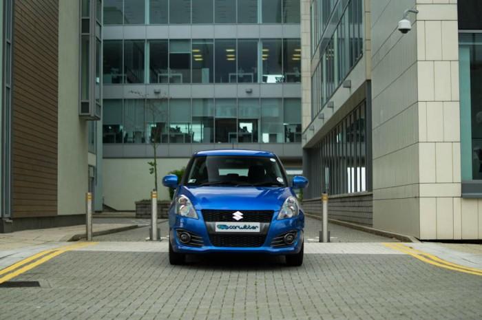 Suzuki Swift Sport 5 Door Review Front carwitter 700x465 - Suzuki Swift Sport 5 Door Review - Practical fun - Suzuki Swift Sport 5 Door Review - Practical fun