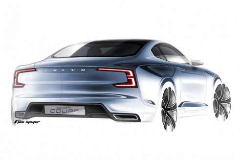 Volvo-Concept-Coupe-rear-three-quarter-sketch-Carwitter