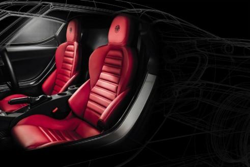 Alfa Romeo 4C Seats - carwitter