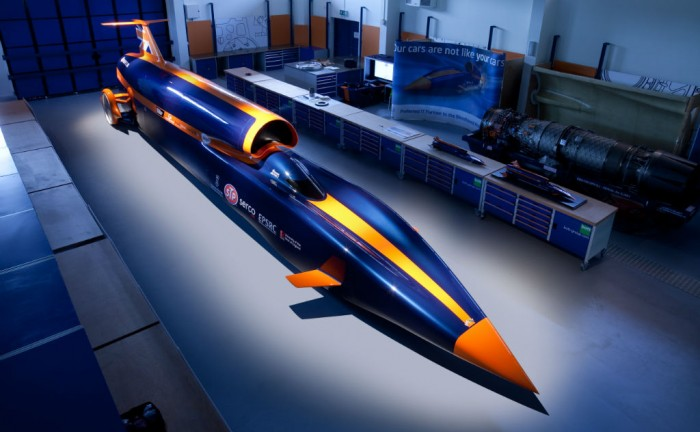 Bloodhound SSC In Workshop carwitter 700x432 - Bloodhound SSC: The date has been set! - Bloodhound SSC: The date has been set!