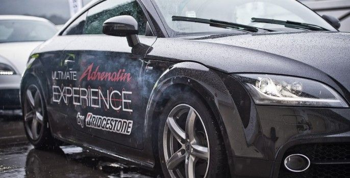 Bridgestone Adrenalin RE002 Audi TT carwitter - Bridgestone Adrenalin Experience - Sponsored Post - Bridgestone Adrenalin Experience - Sponsored Post