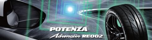 Bridgestone Potenza Adrenalin RE002 - carwitter