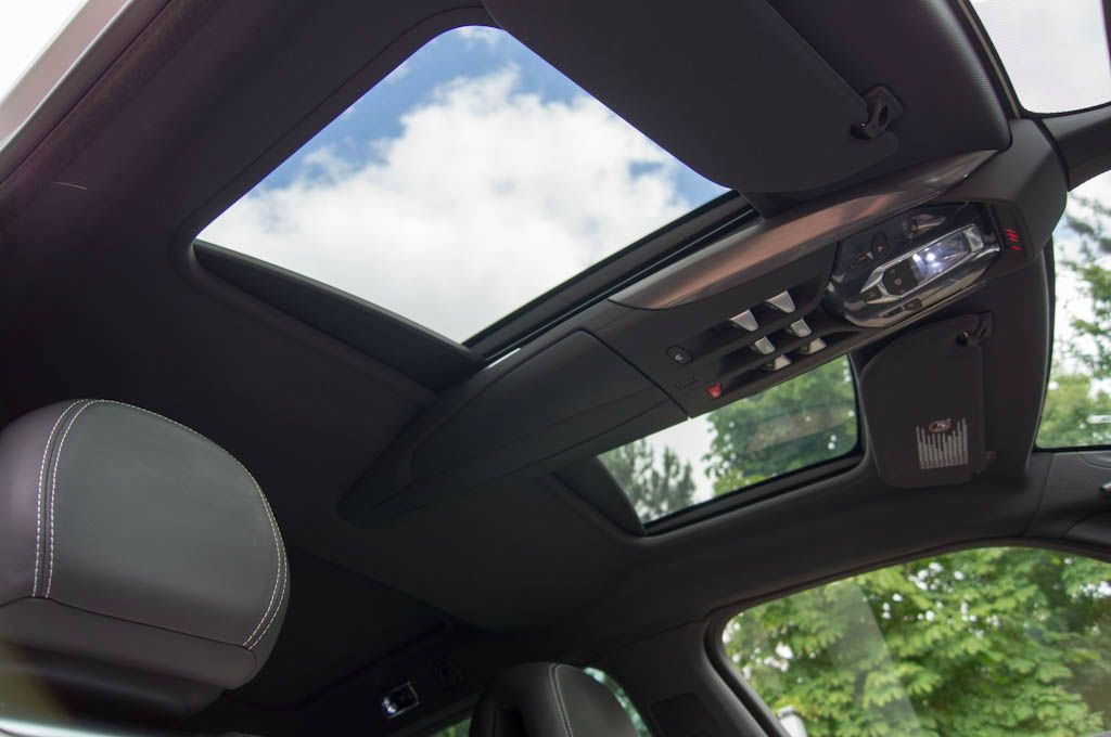 Citroen Ds5 Review Alternative Executive Car Carwitter
