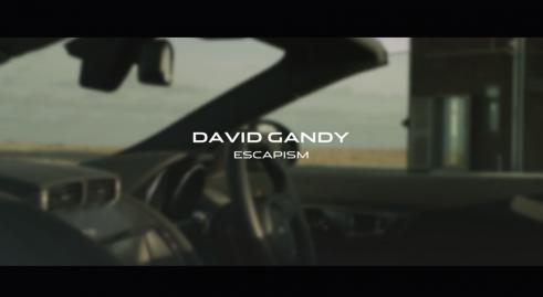 David Gandy - Escapism - Jaguar F-Type - carwitter