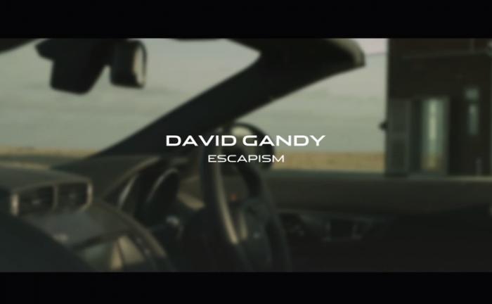 David Gandy Escapism Jaguar F Type carwitter 700x432 - David Gandy - Escapism  - David Gandy - Escapism
