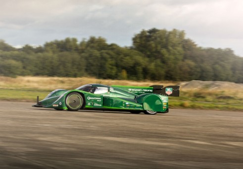 Drayson Racing EV World Record Car - carwitter